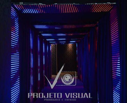 Painel de Led Projeto Visual 3