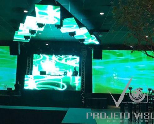 Painel de Led Projeto Visual 12