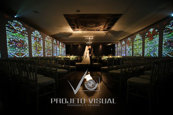 Video Mapping Projeto Visual 1