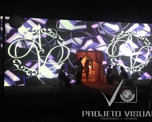 Video Mapping Projeto Visual 11