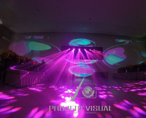 Video Mapping Projeto Visual 2