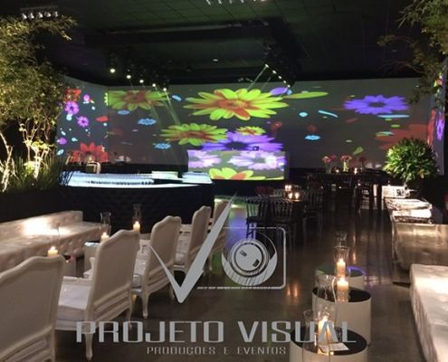 Video Mapping Projeto Visual 4